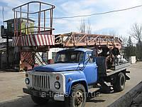 Аренда автовышки АП-17, услуги в Днепропетровске, фото 1