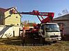 Аренда автовышки 32 метра, услуги в Днепропетровске