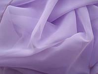 Шторный шифон Фиолетовый, вуаль