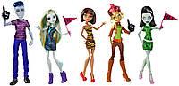 "Набор кукол Монстер Хай из 5шт ""We Are Monster High"" Monster High"
