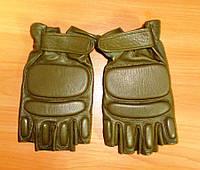 Перчатки тактические хаки