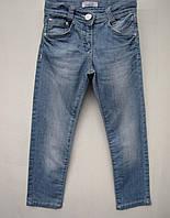 Летние джинсы для девочек  Паетки