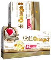 Омега 3 Gold Omega 3 65% (60 caps)