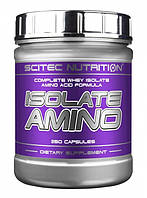 Аминокислоты Isolate Amino (250 caps)