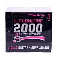 Л-карнитин L-Carnitine Ampule 2000 (20*25 )