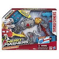 Игровой набор Трансформер Гримлок Transformers Hero Mashers Хасбро
