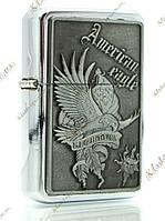 Зажигалка бензиновая «American Eagle Lighter»