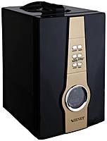 Бытовой увлажнитель для дома и работы zenet 403-2, ультразвуковое увлажнение воздуха, резервуар на 5 л воды
