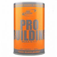 Акция. Бца Pro Building BCAA 4:1:1 (500 g)