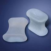 Перегородка для пальцев ноги ls10, из медицинского геля, профилактика, лечение и коррекция деформаций, мозолей