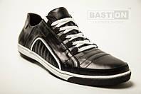 Спортивная кожаная обувь