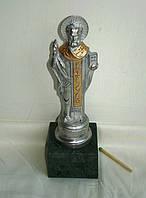 Святой Николай Чудотворец, настольная статуэтка