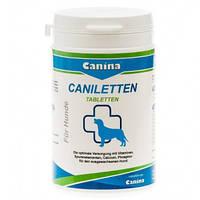 Canina Caniletten комплекс минералов и витаминов для собак 1000г(500 таб.)