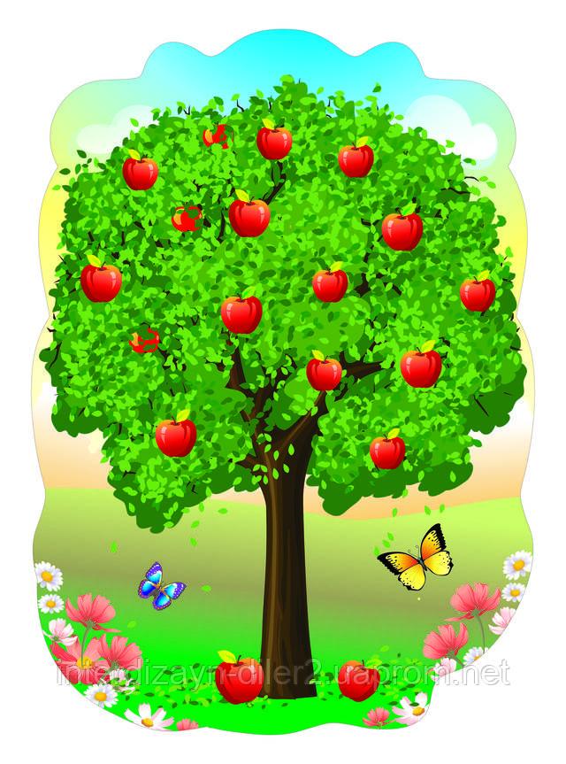 Летнее дерево своими руками