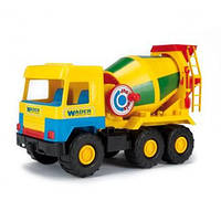 """Бетономешалка  Wader  - детская машинка серии """"Middle truck"""""""