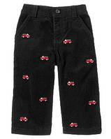 Вельветовые штанишки для мальчика Gymboree - 12-18м