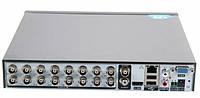 Видеорегистратор на 16 камер DVR 6616 для систем видеонаблюдения.