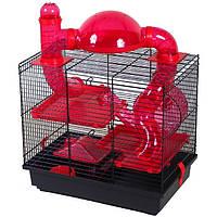 Inter-zoo ROCKY + терраса - Клетка для грызуна