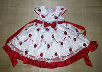 Красивое нарядное платье на рост 120,130,140см