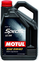 МОТОРНОЕ МАСЛО СИНТЕТИКА Motul Specific Long Life-04 5W40 (5л) BMW