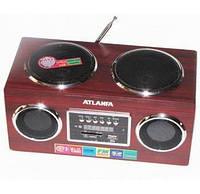 Радиоприемники, цифровое радио Atlanfa AT-8921-1 — Радио