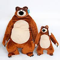 Мягкая игрушка Медведь МИМ 60 см. из мультфильма Маша и Миша