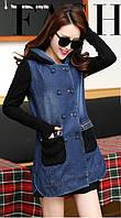 Молодёжная женская куртка, которая идеально подчеркивает достоинства фигуры, скрывая мелкие недостатки.
