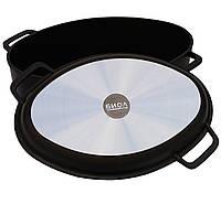Гусятница БИОЛ + сковорода-гриль 6л Г601П
