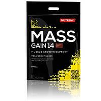 Белково-углеводные смеси (гейнеры) Nutrend Mass Gain 14 12000g