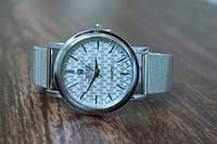 Женские наручные часы Rolex Ролекс серебряные