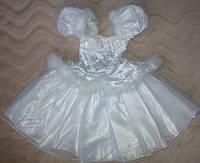 Детское карнавальное платье Белый Лебедь на 9-12 мес из США