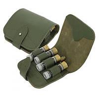 ФП-12 Комбинированный футляр для патронов нарезного оружия и 12 калибра