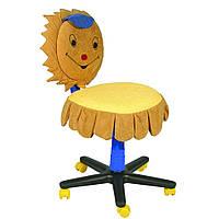 Компьютерное детское кресло Солнышко