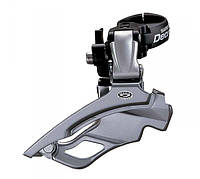 Переключатель передний SHIMANO FD-M531 DEORE,универсальная тяга Down-Swing(34.9-31.8адапт)