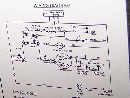 Электрическая схема поможет
