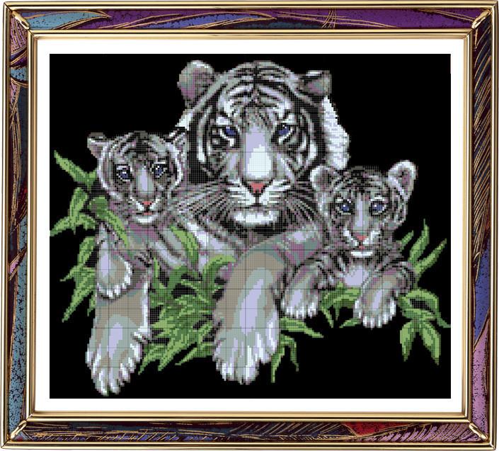 ПВ-257/2 Белые тигры (схема