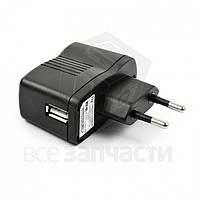 Сетевое зарядное с USB-входом оригинальное Fly TA4205