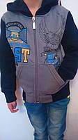 Батник, одежда для мальчиков 110-134