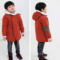 Детская теплая  курточка на мальчика