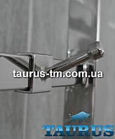 Крючки для полотенцесушителя, подвижные нержавеющие Premium, квадратные