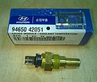 Датчик температуры охлаждающей жидкости HYUNDAI H-1, H100, Terracan, Galloper 94650-42051