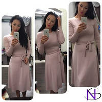 Платье / французкий трикотаж  / Украина