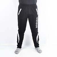 Мужские спортивные штаны трикотажные - Адидас (СП-3)