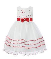 Нарядное выпускное платье на девочку 3-11 лет