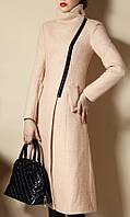 Яркое молодёжное женское пальто по выгодной цене.