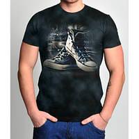Мужские футболки 3 D кеды