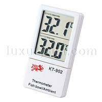 Цифровой портативный термометр для аквариума  KT-902