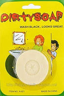 Прикол — мыло пачкающее (dirty soap) — прикол мыло грязь, фото 1