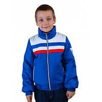Куртка детская демисезонная для мальчика, р. 116-140
