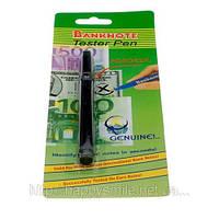 Детектор валют, маркер для проверки валют, карандаш для проверки денег, banknote tester pen, фото 1